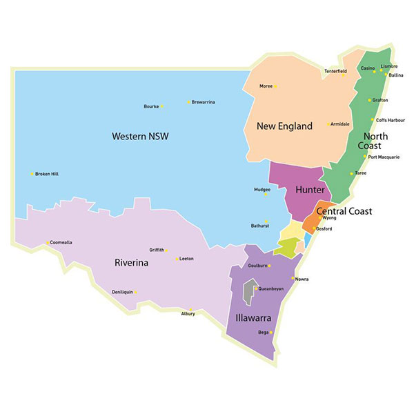 Illawarra region nsw