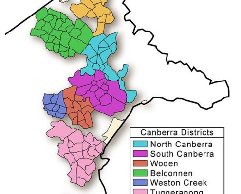 Canberra Districts