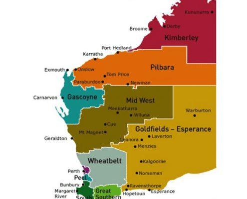Western Australian Region